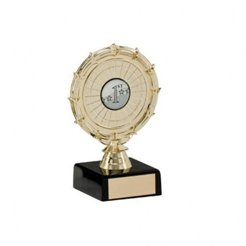 Spiral Multi-Sport Trophy Gold 115mm